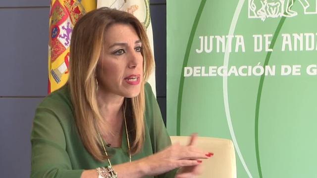 Susana Díaz, entre los votos y los vetos